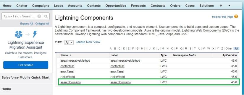 Lightning Web Components (lwc) – Salesforce Bites